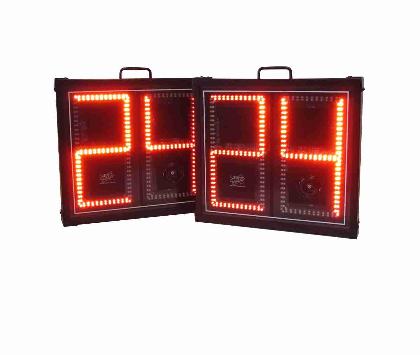 Large Portable Wireless Shot Clock System