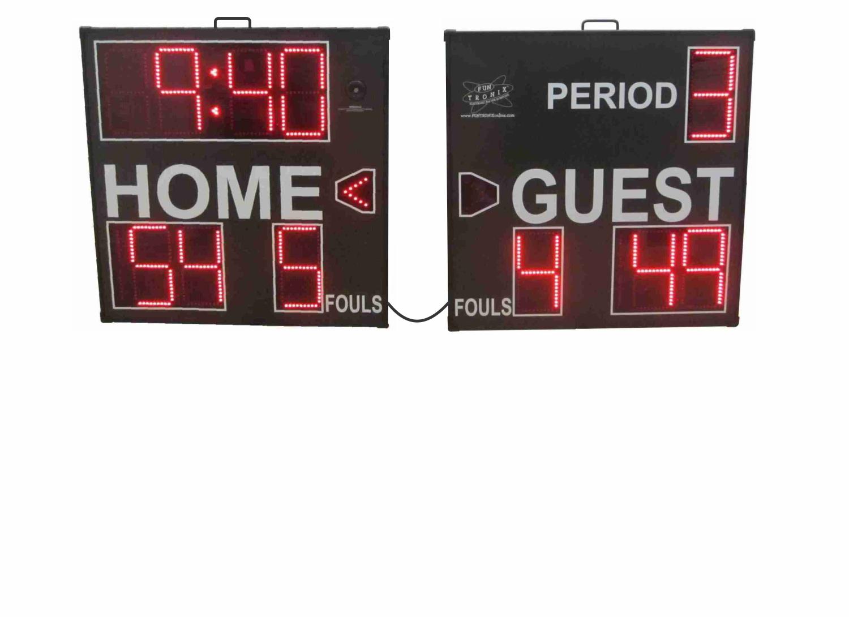 Modular Portable Scoreboard