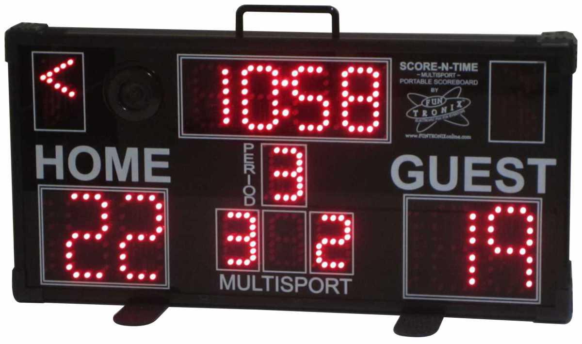 SNT-140P Portable Scoreboard