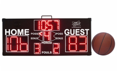 Mid-Sized Scoreboards