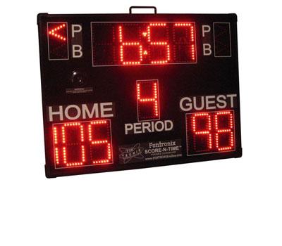Large Portable Scoreboard
