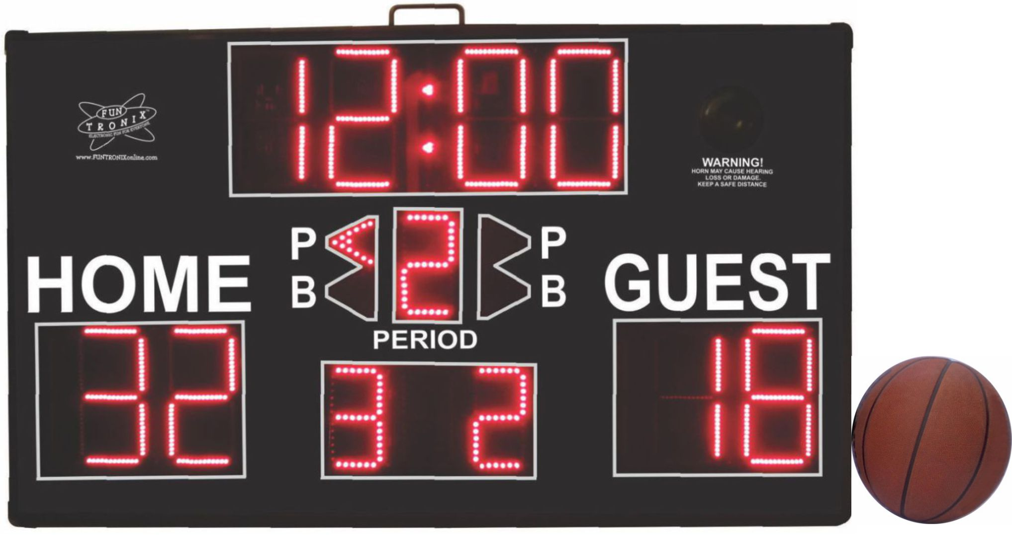 Ultra-Large Scoreboards