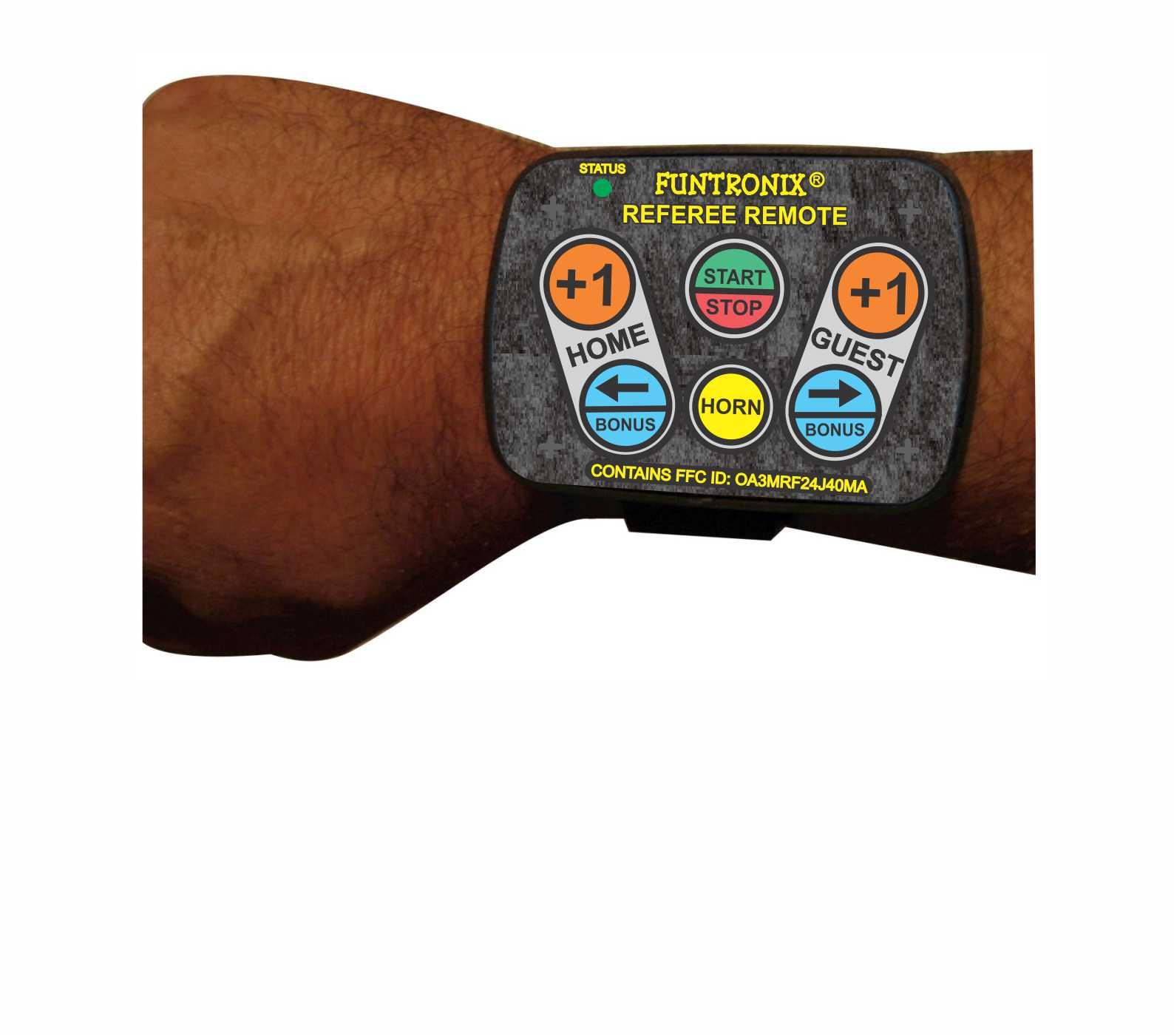 WK-100RM Wireless Wrist Remote