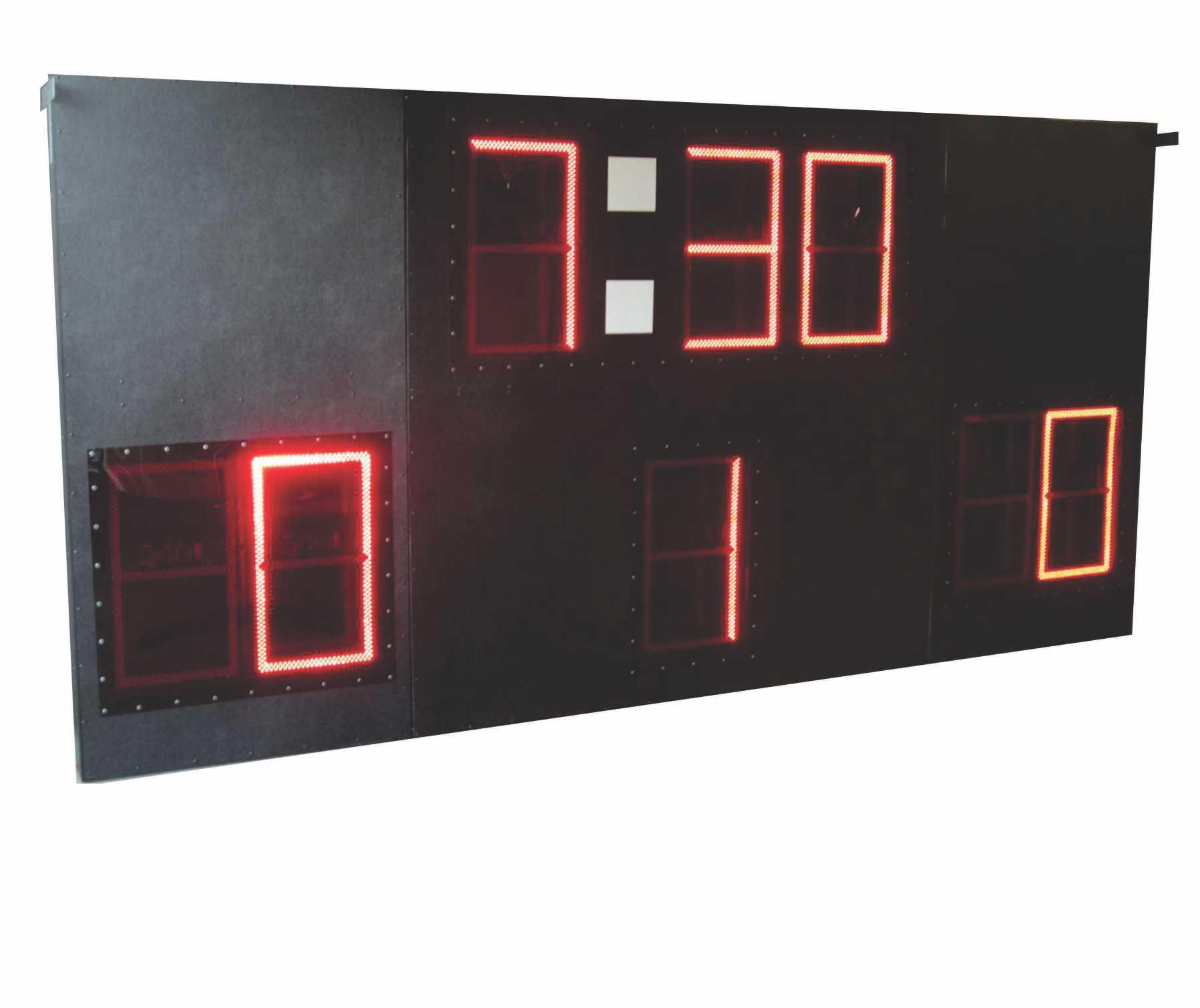 12 Foot x 6 Foot Wireless Scoreboard