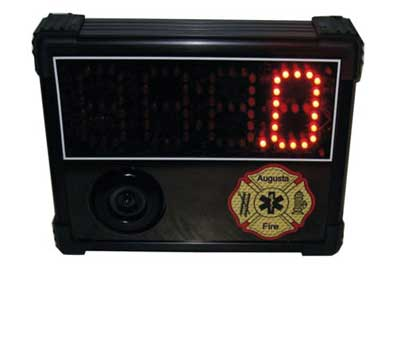 Fire Timer for Augusta Fire Dept