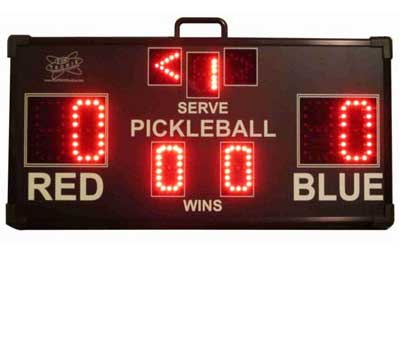 Pickleball Scoreboard