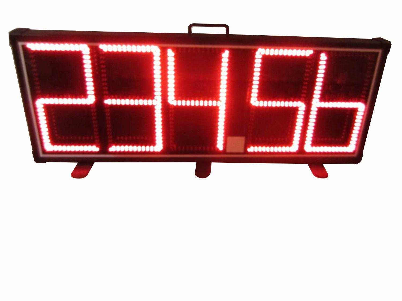 Tractor Pull Distance Scoreboard