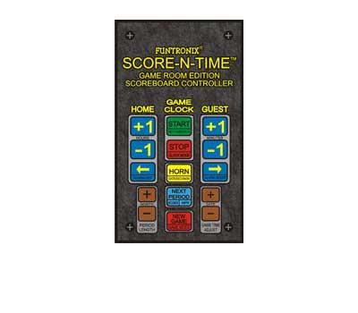 Game Room Scoreboard Keypad